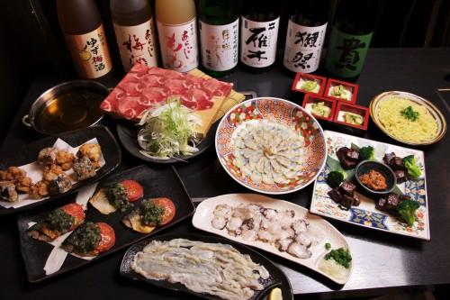 居酒屋武蔵 新宴会コースはじめました!