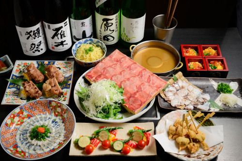 居酒屋武蔵 夏の宴会コースはじめました!